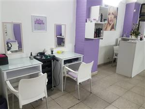 Hair and Nail Salon for Sale