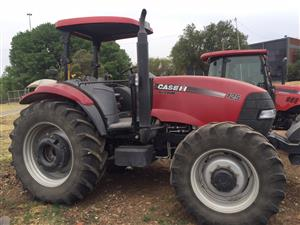 Case Maxxum 125 4wd Tractor - ON AUCTION