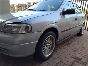 2001 Opel Astra hatch 1.6 Essentia