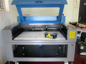 R1495/m LC-9060/100 CNC Laser Machine Rental: TruCUT Standard Range 900x600mm Cabinet Type