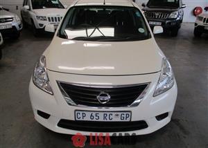 2013 Nissan Almera 1.5 Acenta