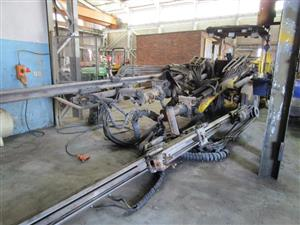Atlas Copco Rocket Boomer 282, Double Boom Drill Rig - ON AUCTION