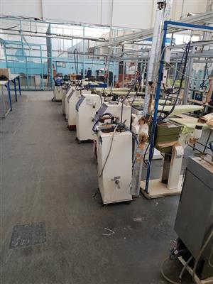 IRONING BOARD AND BOILERS FOR SALE-URGENT SALE