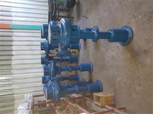 Rne 100mm pumps