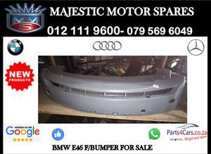 Bmw E46 pre face bumper for sale