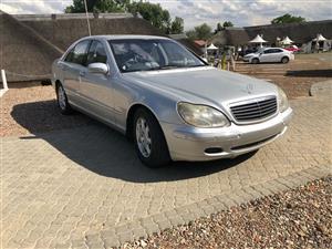 2000 Mercedes Benz 500SE
