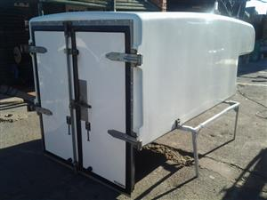 SA NISSAN NP300 S/SAVER HI VOLUME WHITE CANOPY FOR SALE!!!!!