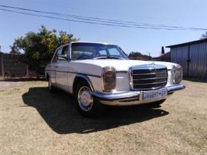 1975 Mercedes Benz 230.4 W115