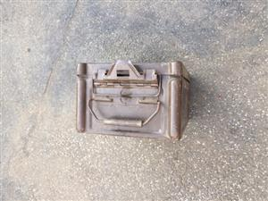 Ammo Box Size 42x28x19 cm High. Ammunition Box for  Storage Vintage Collectables. Must See!