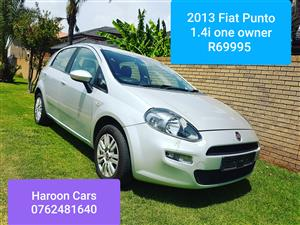 2013 Fiat Punto 1.4 Emotion