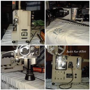 Bolex vintage camera's for sale