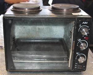 Aim Compact stove S031227A #Rosettenvillepawnshop