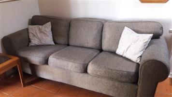 2x3 seater lounge suites