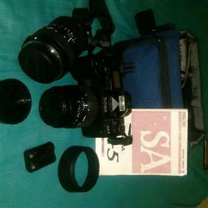 camera sa-5 film
