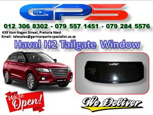 Haval H2 Tailgate Window Used Part for Sale