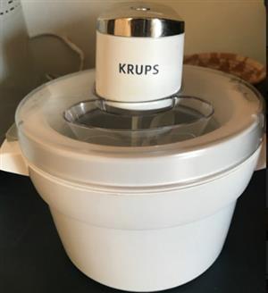 Krups Ice Cream Maker Machine