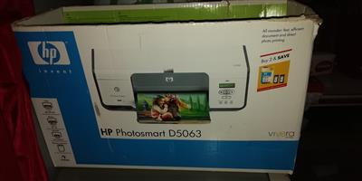 HP Photosmart DS5063 Printer