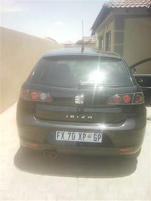 2012 Seat Ibiza 2.0 Sport 5 door