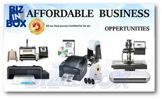 Less R10 000 for fully equipped businesses