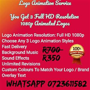Logo Animation Services