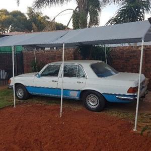 1980 Mercedes Benz 280SE