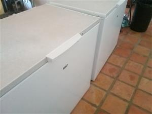4 Chest freezers in good working condition