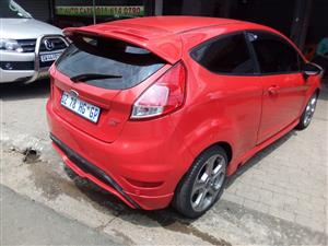 2015 Ford Fiesta 1.6TDCi 3 door Trend