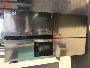 Double Door LG fridge & Freezer