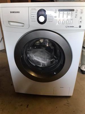 Samsung Washing Machine (front loader)