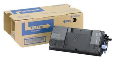 Genuine Black Kyocera TK-3130 Toner Cartridge - (TK3130)-new  0817372617 0813368974