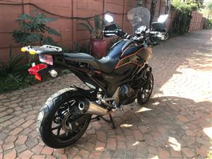 2015 Honda NC750XD