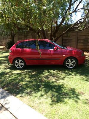2007 Seat Ibiza 1.6 Sport 5 door