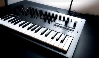 Korg Minilogue PE limited edition analog synth