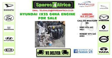 HYUNDAI IX 35 G4NA ENGINE FOR SALE