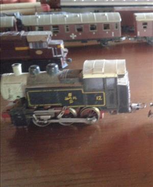 Model HO-gauge trains for sale