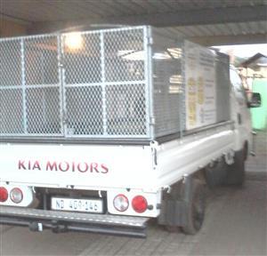 Cage for Kia k2700/Hyundai H100