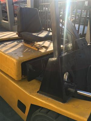 Hyster 3 Ton Forklift petrol in running condition
