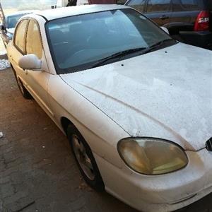 Hyundai Sonata 2.5 V6 1998 (G6B)