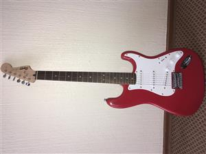 Fender Squire bullet guitar
