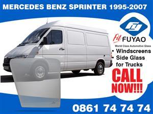 Brand new sidedoor glass for Mercedes Benz Sprinter 1995-2007 #37151