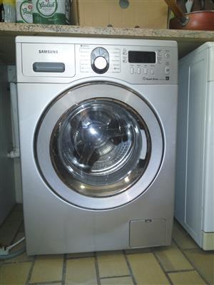 Samsung 8 Kg Washing machine and Dryer combo