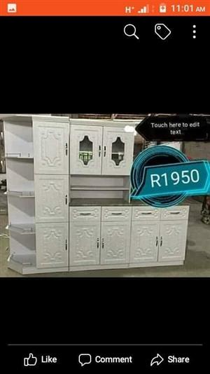 White kitchen cupboard for sale