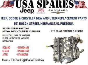 JEEP GRAND CHEROKEE 3.6 ENGINE (FOR SALE)