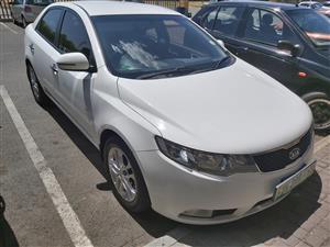 2012 Kia Cerato sedan 1.6 EX auto