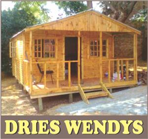 Wendy house, big and small