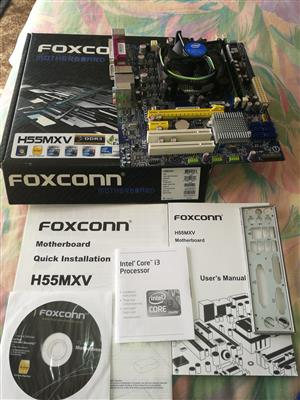 Motherboard combo for sale swap