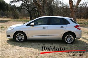 2014 Citroen C4 VTi 120 Attraction