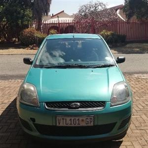 2007 Ford Fiesta 1.4 5 door Trend