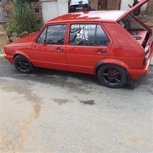 1994 VW Citi CITI 1.8i