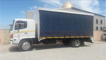 24hr service Truck and Trailer for hire